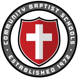 Community Baptist Schools Seal