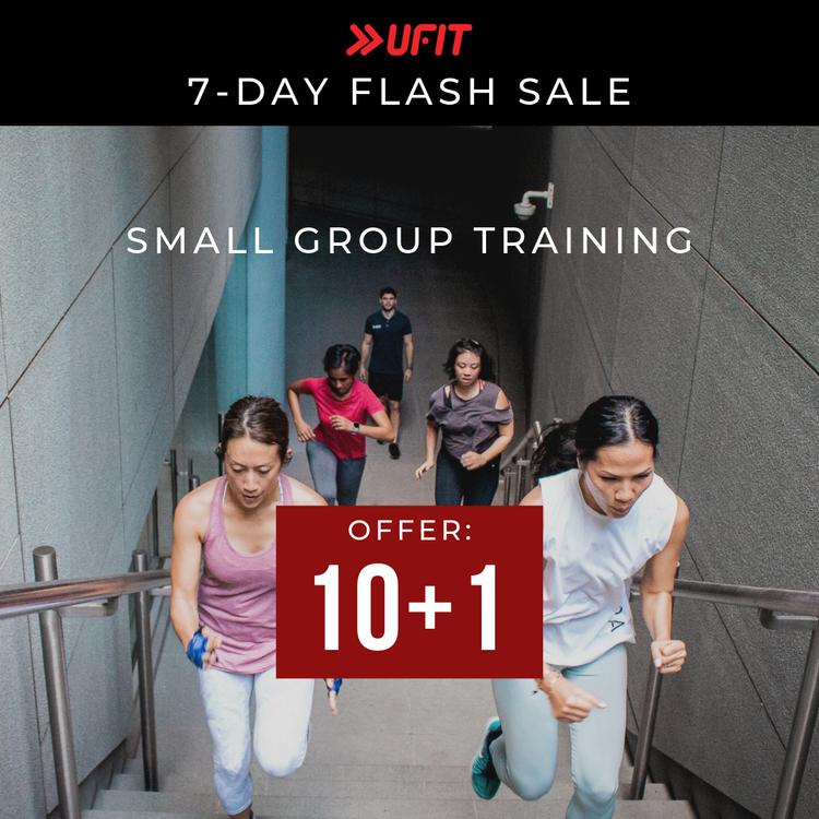 Small Group Training Promo