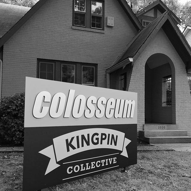 Home Sweet home. #kingpinbarberco #pinhead #nashvillebarber #musicrow #pomade #mensgrooming