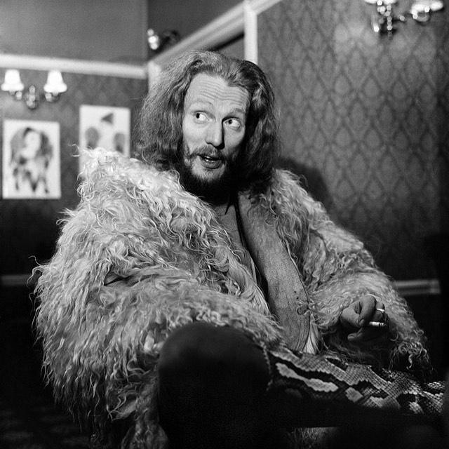 R.I.P Ginger Baker #cream #blindfaith #drummer
