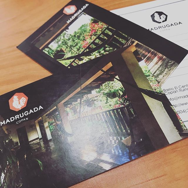 Postcard travels, come get yours #postcards #travels #copan #hostel #hotel #share #explore