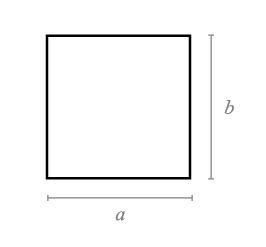 Square Flat Tile