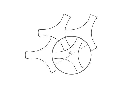 Wishbone Curve Weave