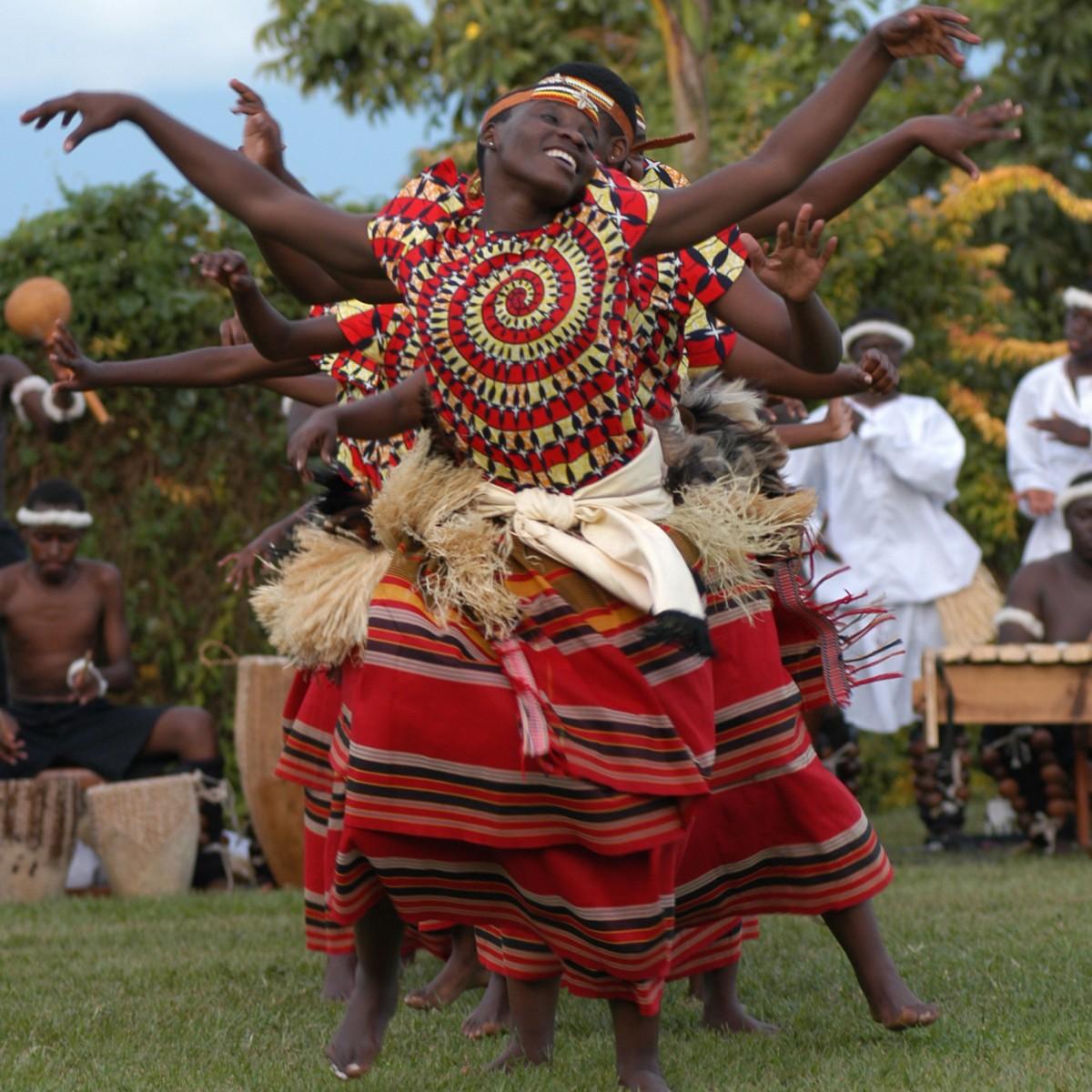 Buganda Cultural Dance