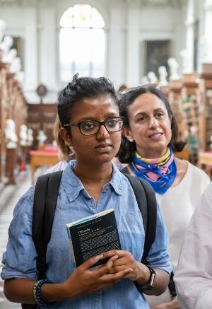Ragavi and Palvasha **.jpg