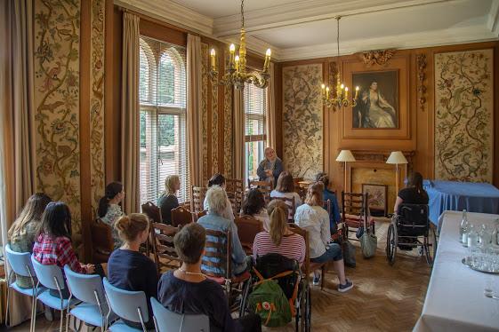 Alison lecture at Girton **.jpg