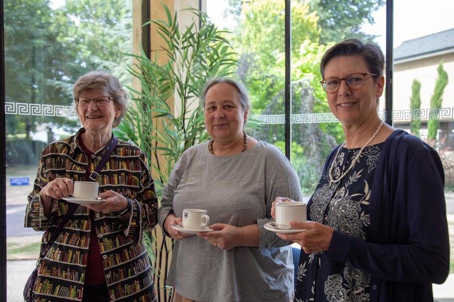 Beth, Beatrice, Trudi morning tea.jpg