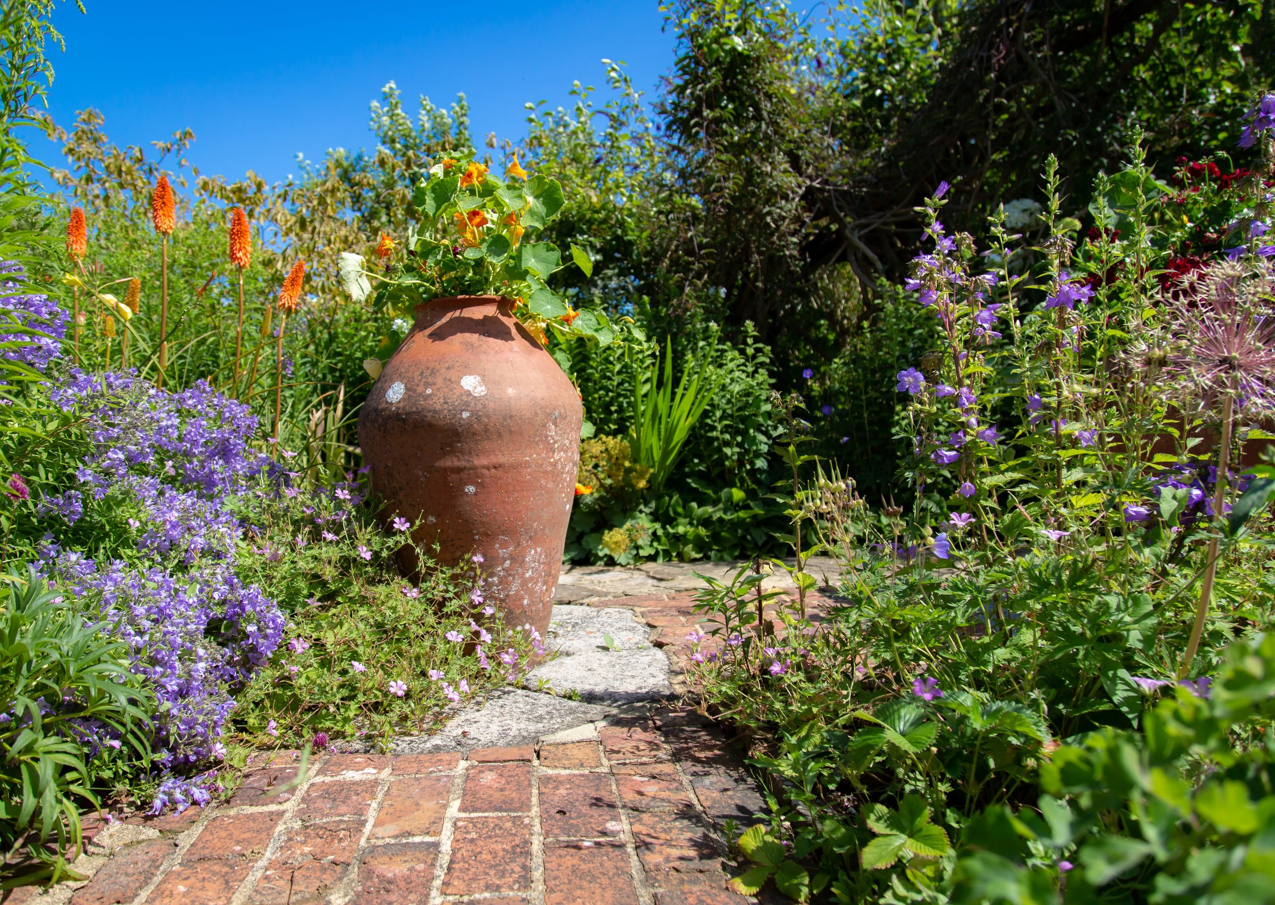 Tall pot and flowers MH **.jpg
