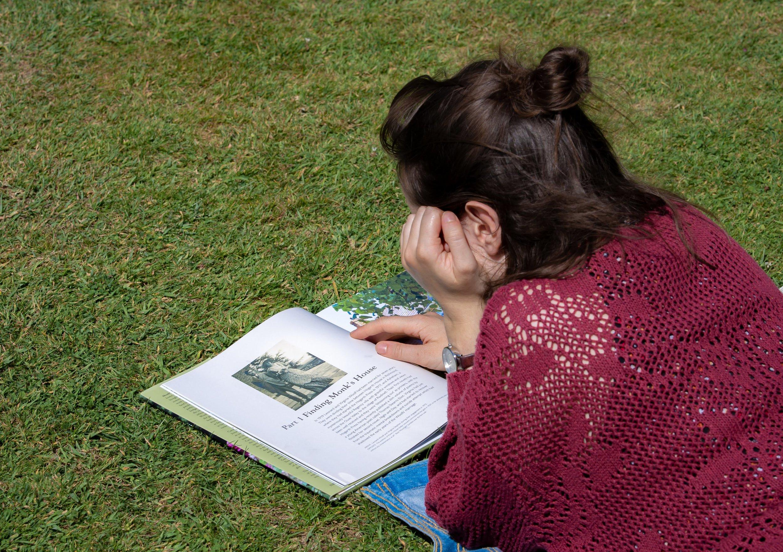 Elllie reading at MH **.jpg