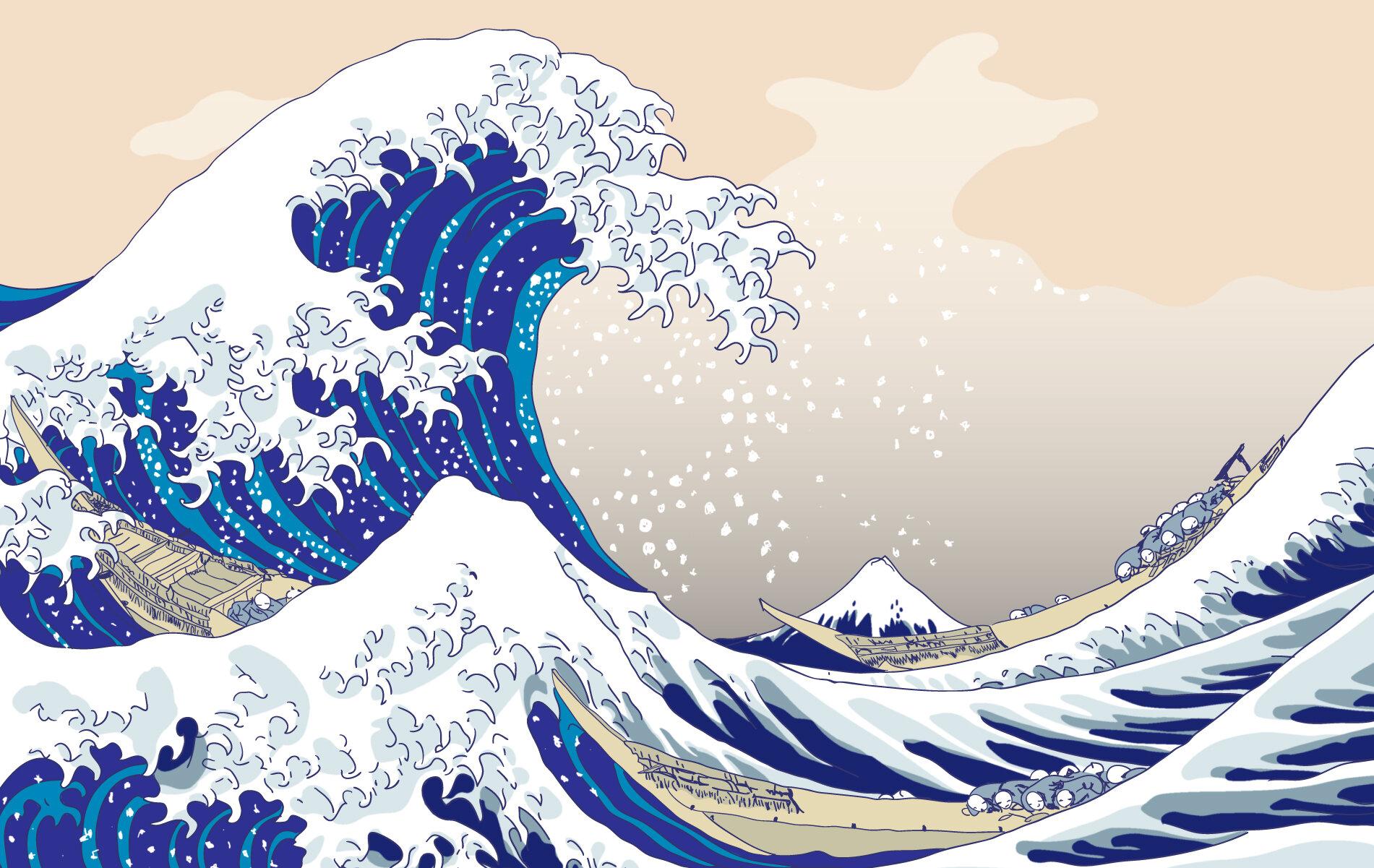 Japanese wave Hokusai.jpg