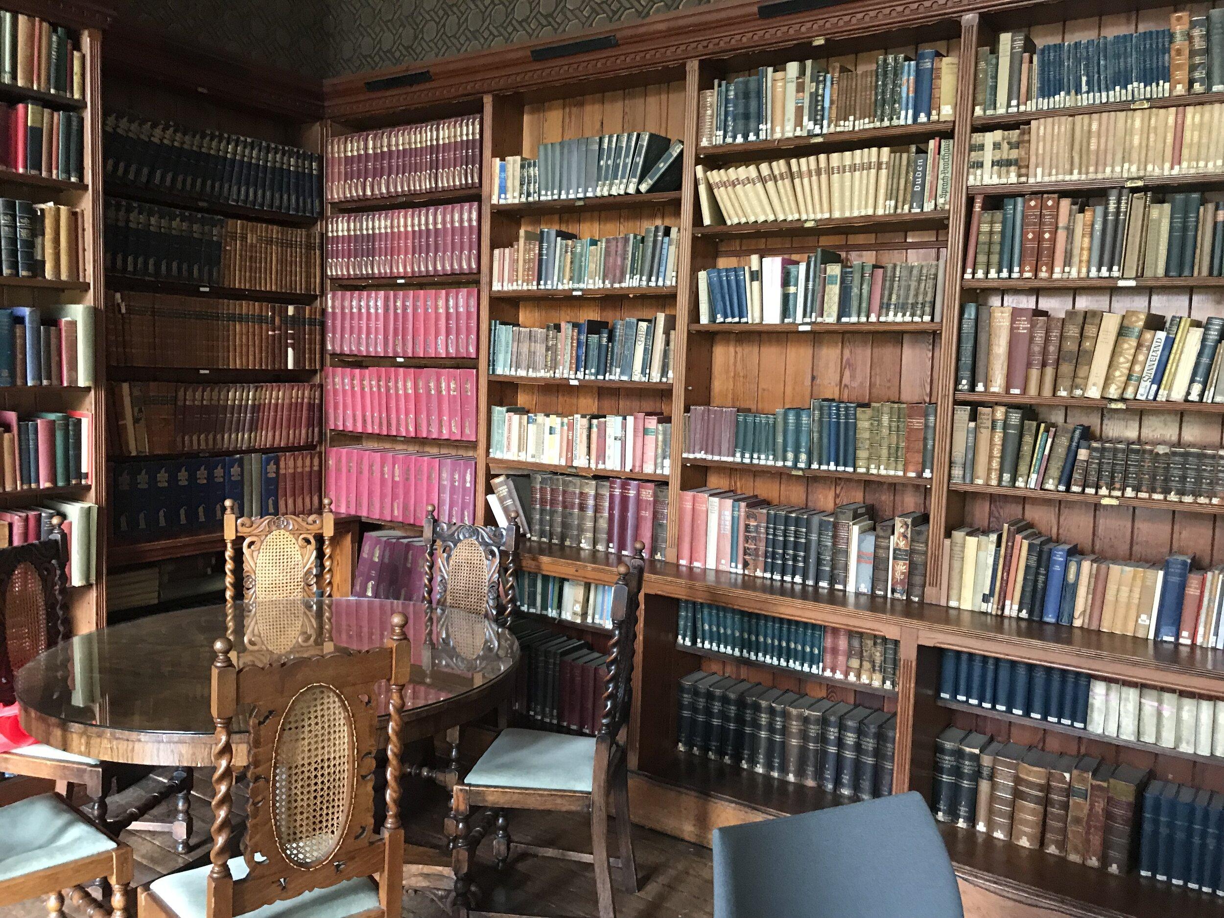 Girton Stanley library.JPG