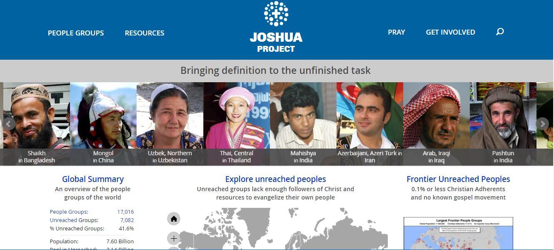 Joshua Project Blog Post.JPG