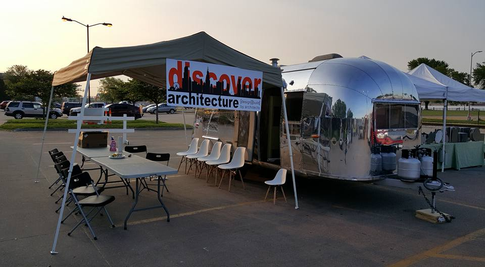 Discover Architecture at the Davenport Freight House Farmer's Market!
