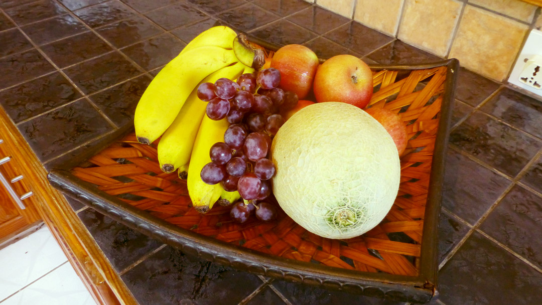 Courtesy Fruit Bowl