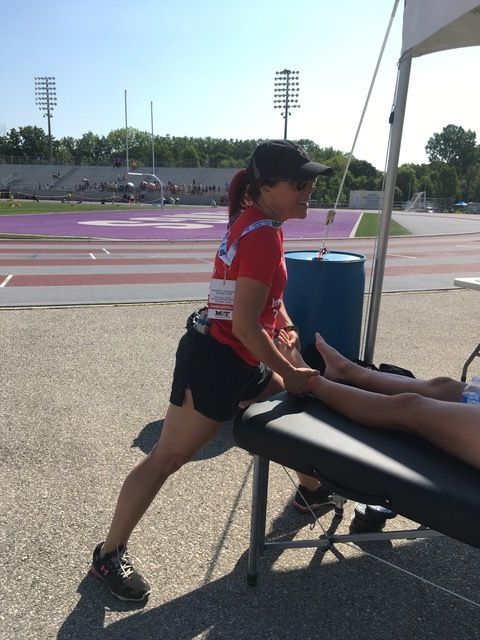 Medical for Ontario Summer Games 2018