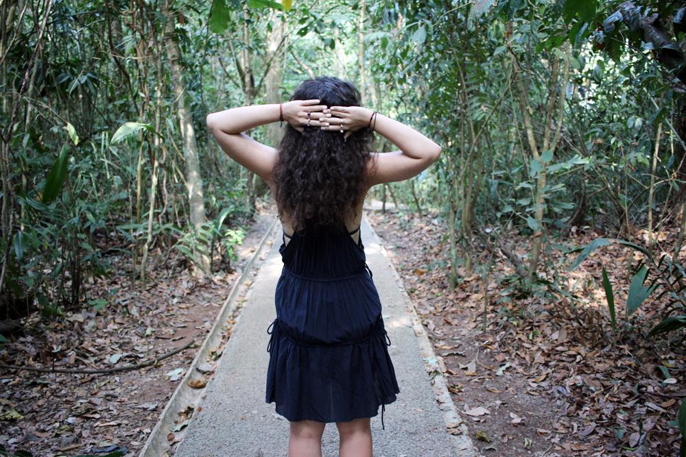 Jediná věc, která by se vám v parku mohla dost líbit, byly méH&M Studio SS16 šaty. <3