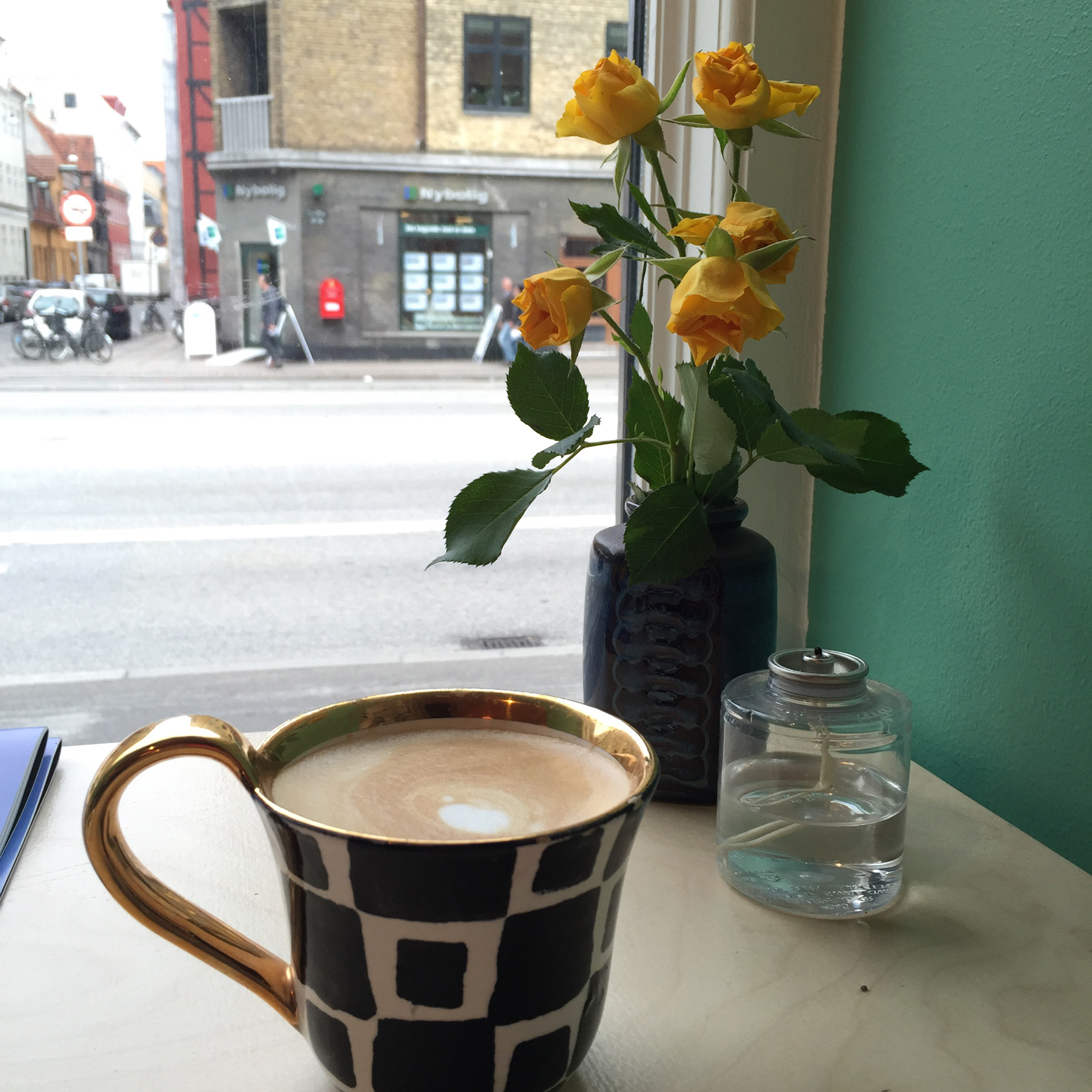 Slow Coffee in Christianshavn, September 2016