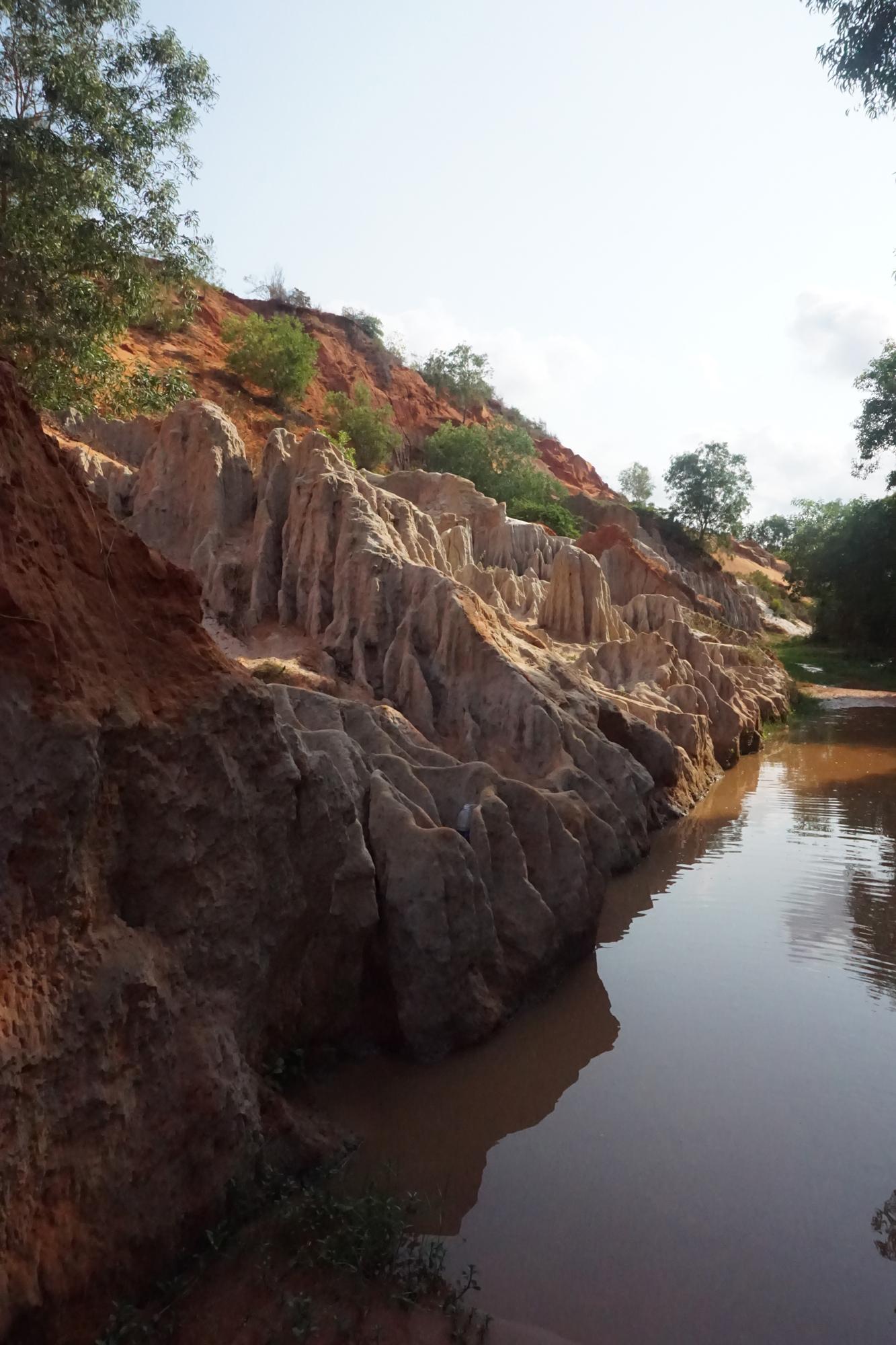 The fairy stream, Mui Ne