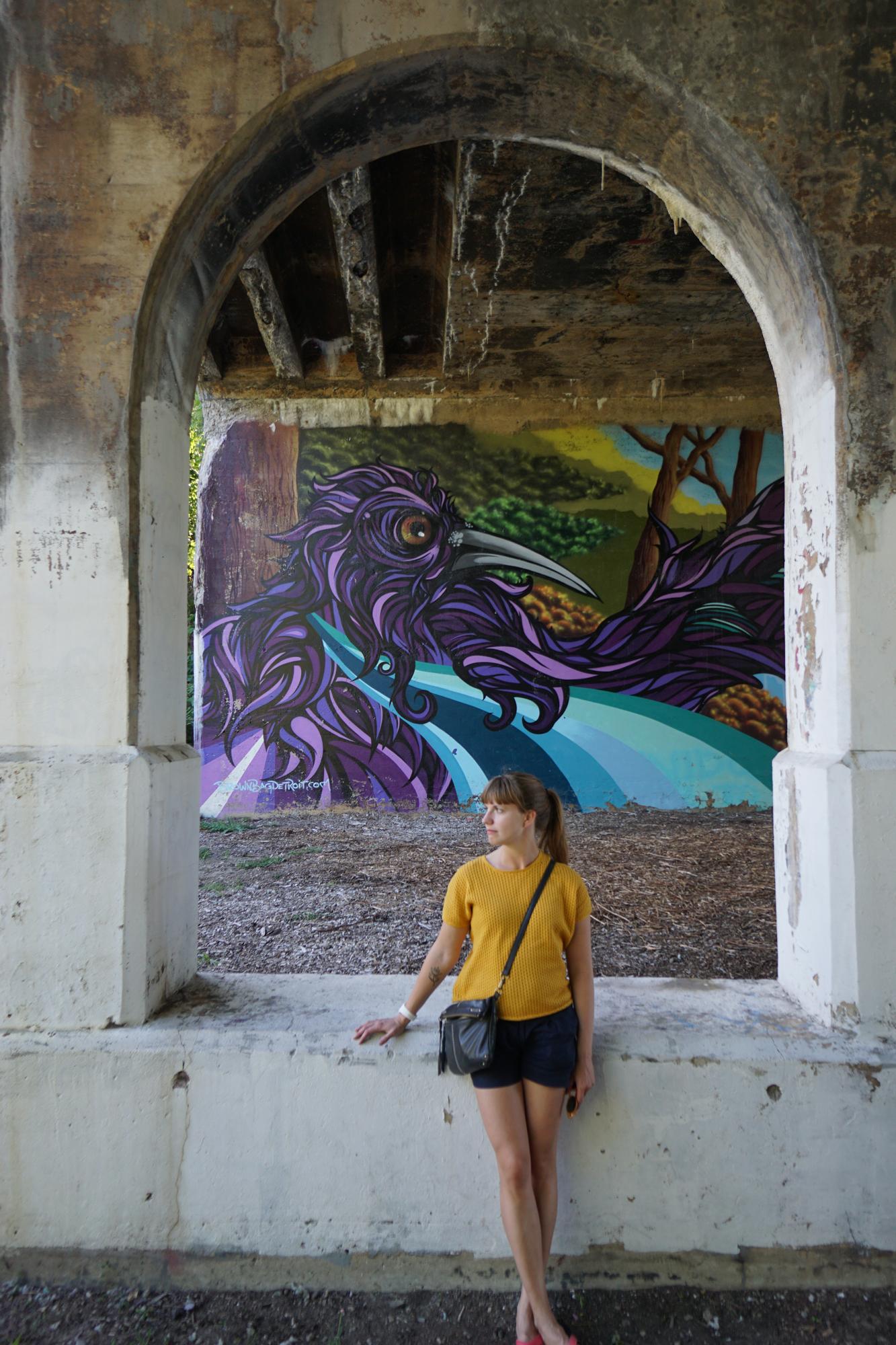 Street art, Detroit