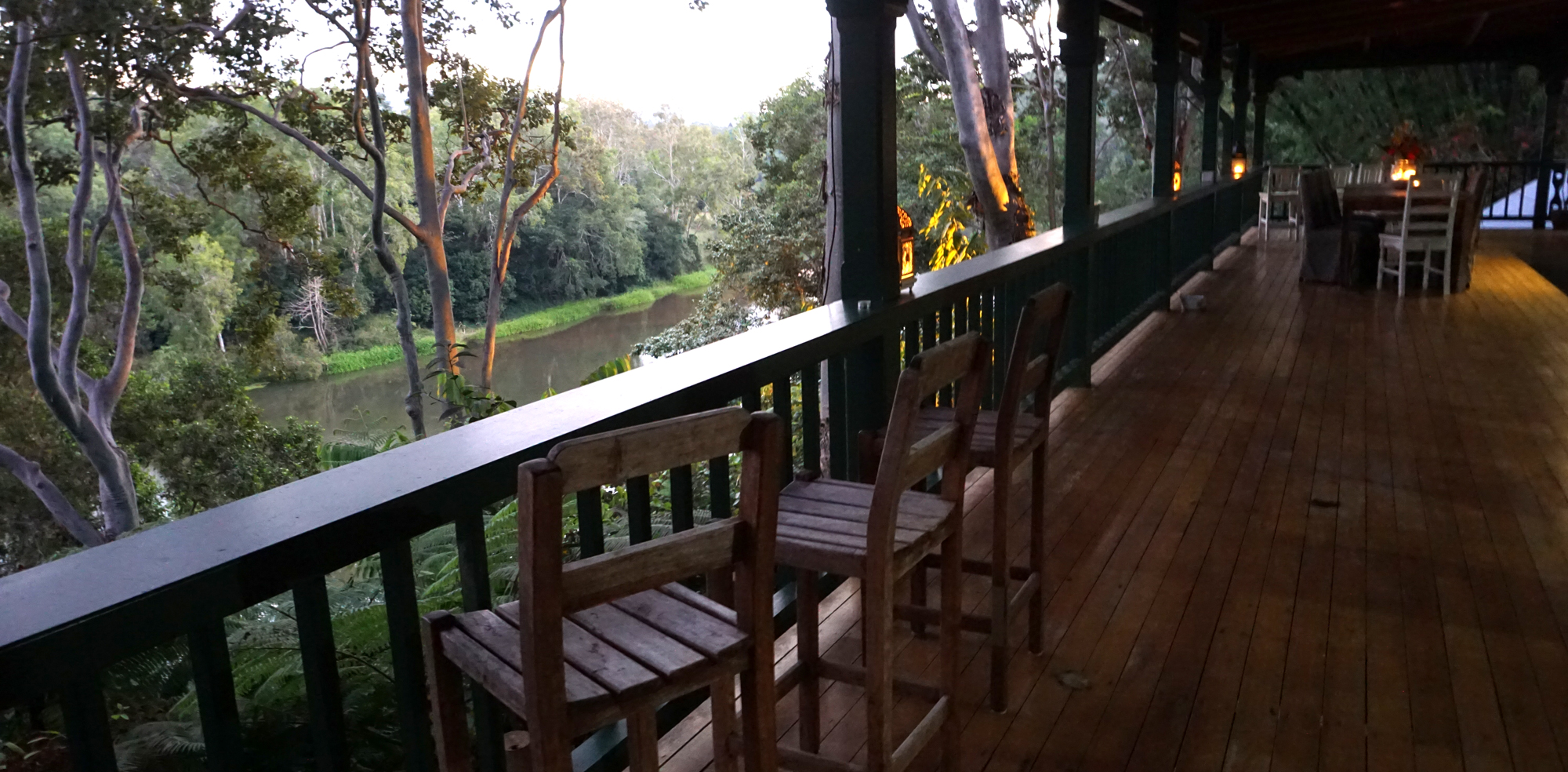 Our peaceful guest house