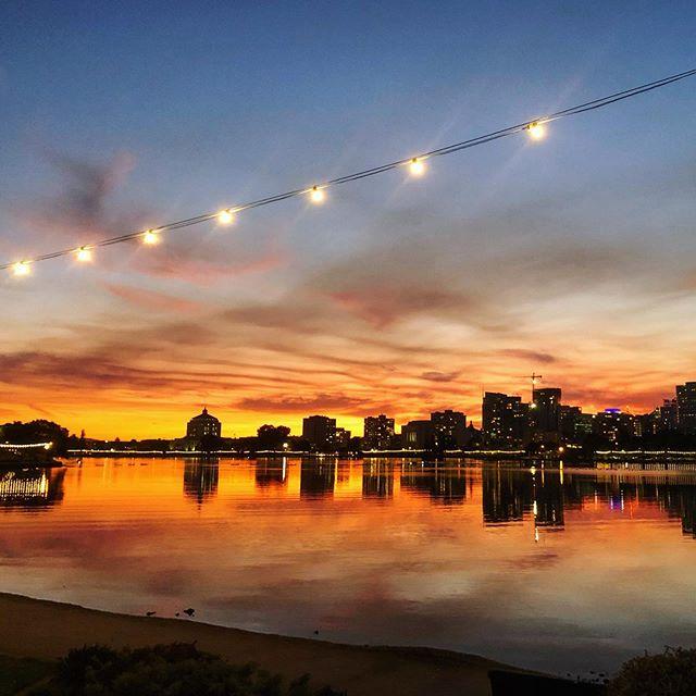 I ❤️ my neighborhood #sunsets