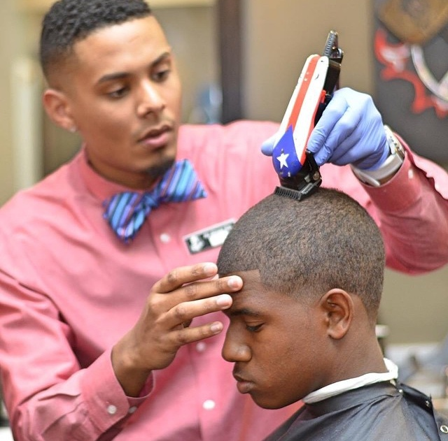 """This is good news from some Lexington YOUTH! PLEASE SHARE!! Good morning everyone! The Believing In Forever Inc.'s  #GradeACut initiative final numbers are in! This is a program we started where a select number of boys from a school had the opportunity to earn FREE haircut vouchers for every """"A"""" he received on his final report card of 2017. Below are the final number of vouchers earned from each school and the barbers that are helping out with this initiative!   William Wells Brown Elementary - 41 Booker T Washington Academy Elementary – 89  Harrison Elementary -21 Picadome Elementary School - 39 Leestown Middle School - 81 Lexington Trad Magnet School – 24  Bryan Station Middle School - 113 Bryan Station High School – 49   For a grand total of  457 FREE haircuts!   Big thanks to Anthony Burdette of Platinum Barbershop, Robert George aka """"Future"""" of Final Cuts barbershop, RJ Cobb of Cultural Cuts Barbershop, Jonathan Bronaugh at Idle Hour Barbershop, Fades Barbershop, Choice Barbershop, A DJ Cut Barbershop, & The Illustrated Barbershop for donating some of your services!"""