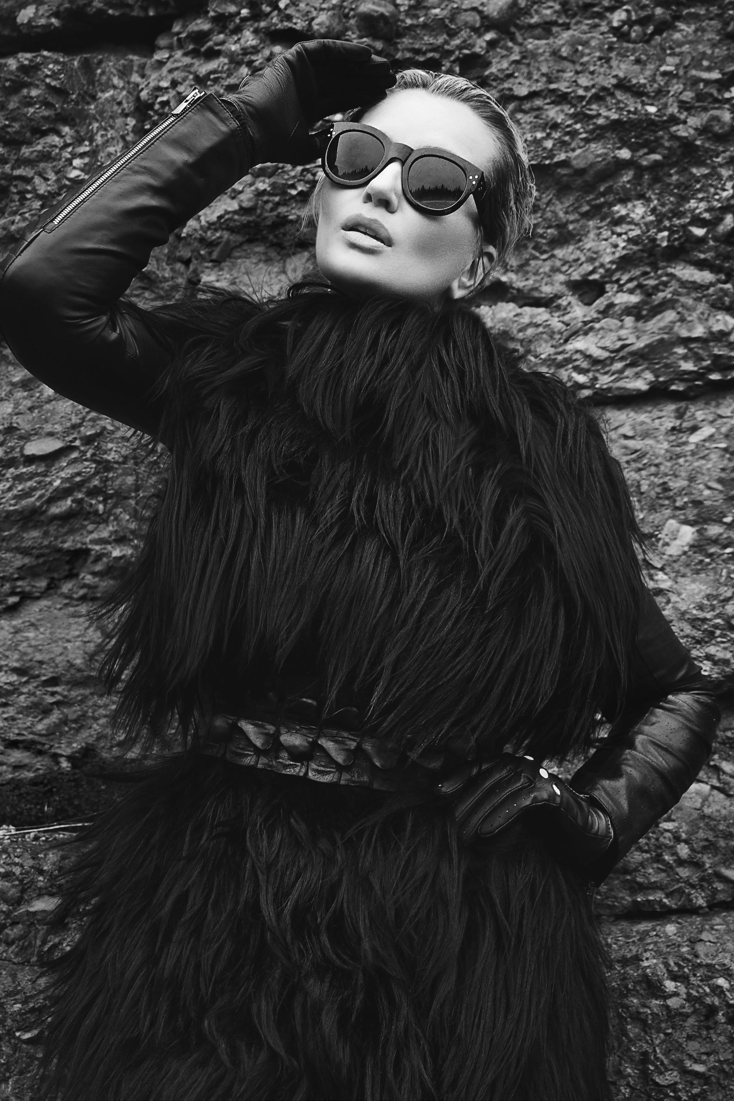 Introducing Rigor Luxe: Miranda Murray's Sleek and Sturdy Outerwear  – divine.ca, November 14, 2014
