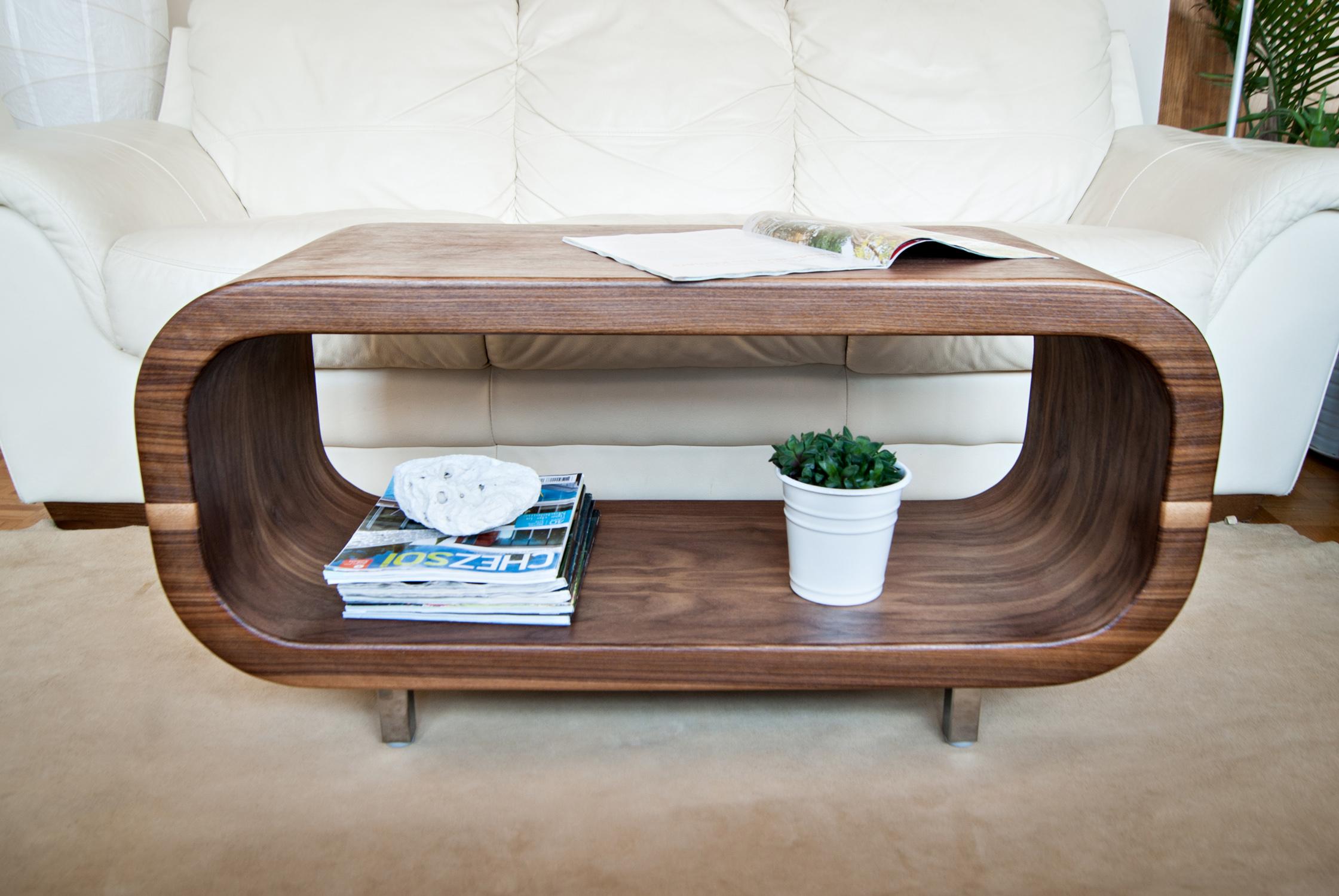 KRÖMM Design: Custom, Handmade Wood Furniture  – montrealgazette.com, July 7, 2014