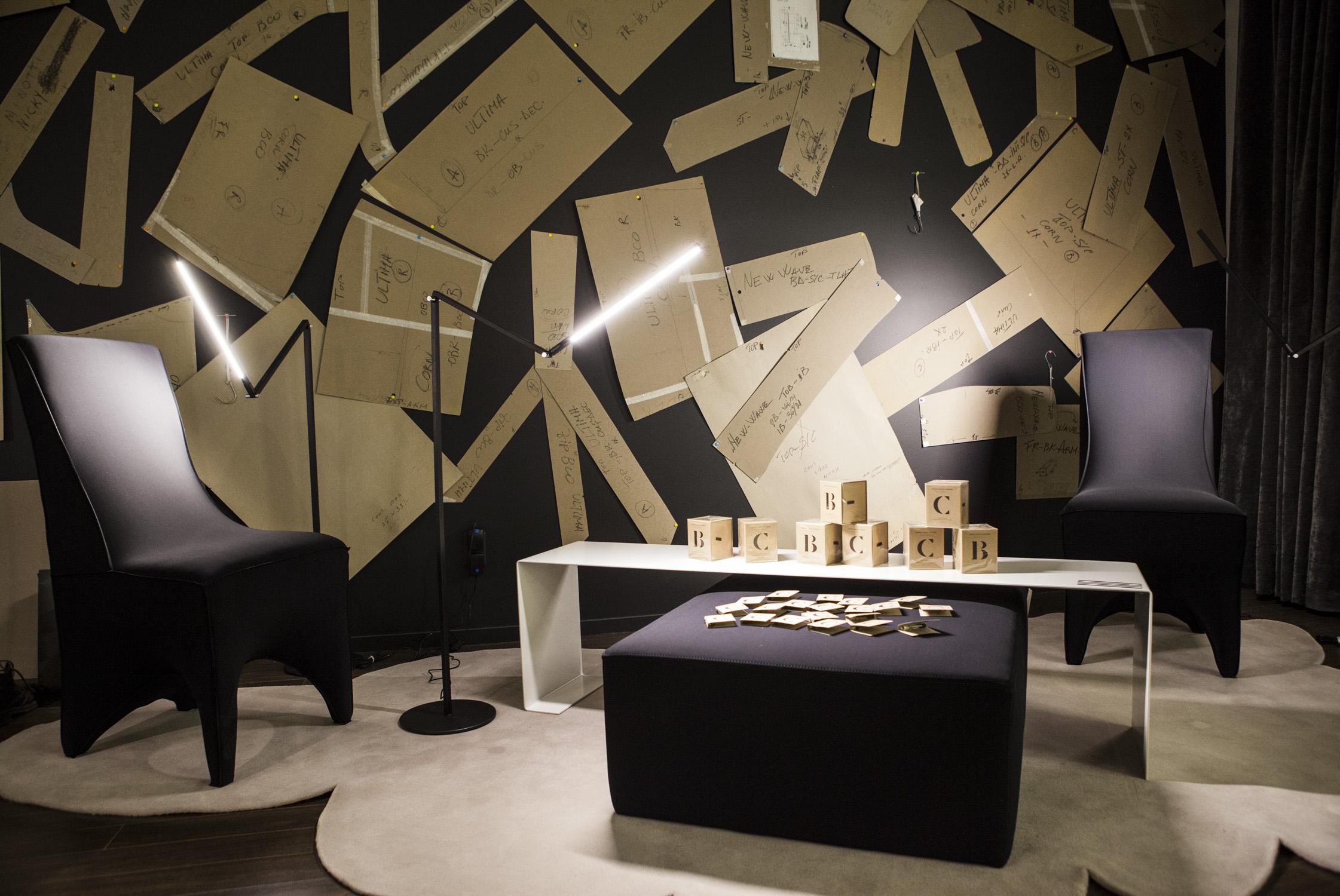Marie Saint Pierre X Meubles Re-No: Fashionable Furnishings  – montrealgazette.com, April 14, 2014