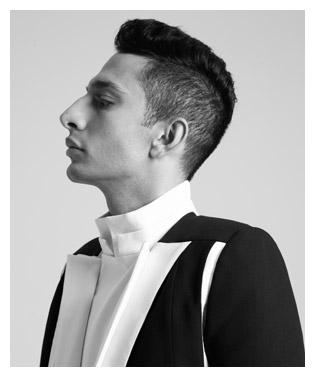 Rad Hourani Goes Seamless  – divine.ca, November 5, 2013