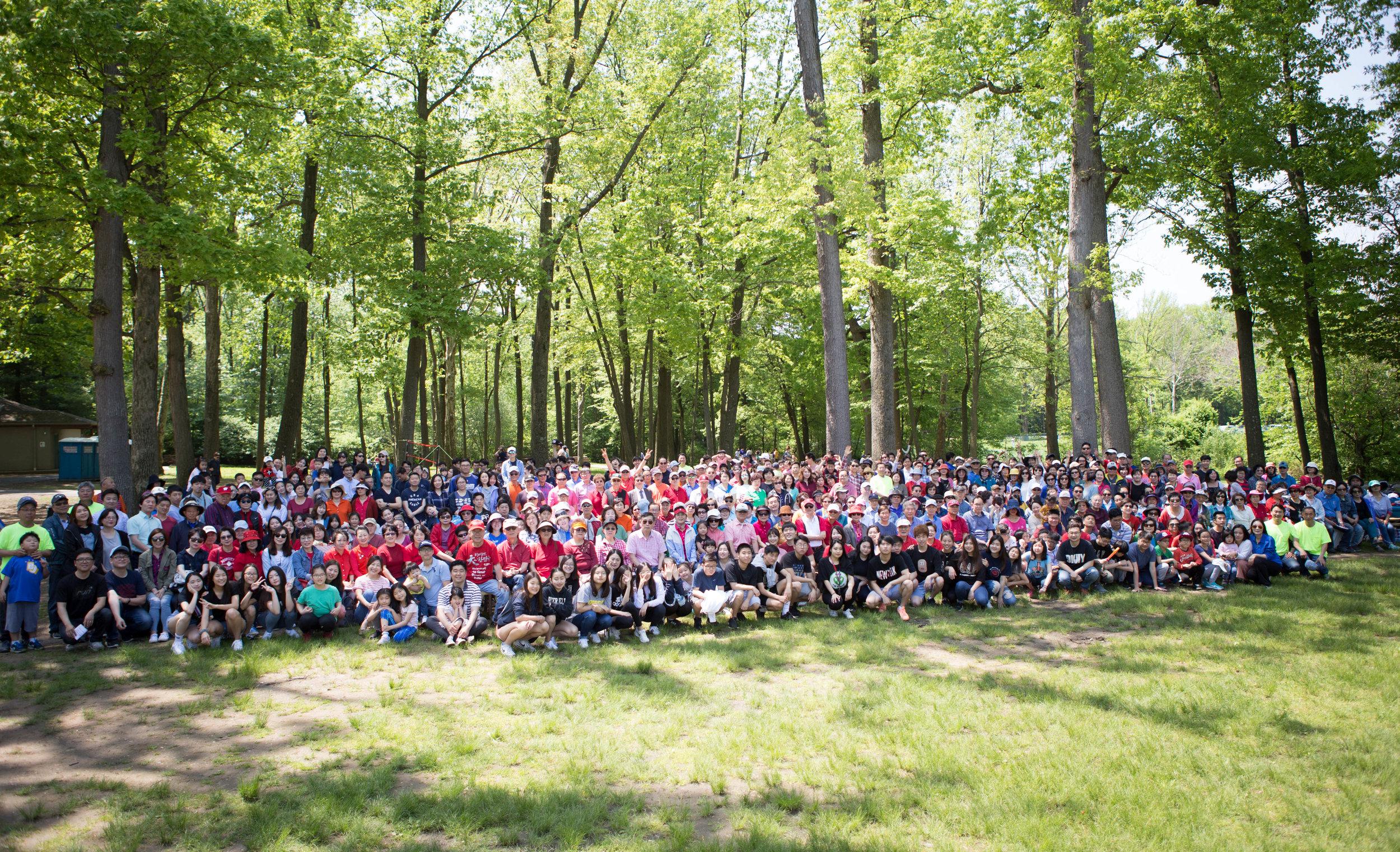 5/19 전교인 야외예배 - 하나님이 만드신 아름다운 자연 속에서 하나님의 경이로움을 함께 찬양하고 성도들이 하나되는 은혜로운 시간을 갖었습니다.