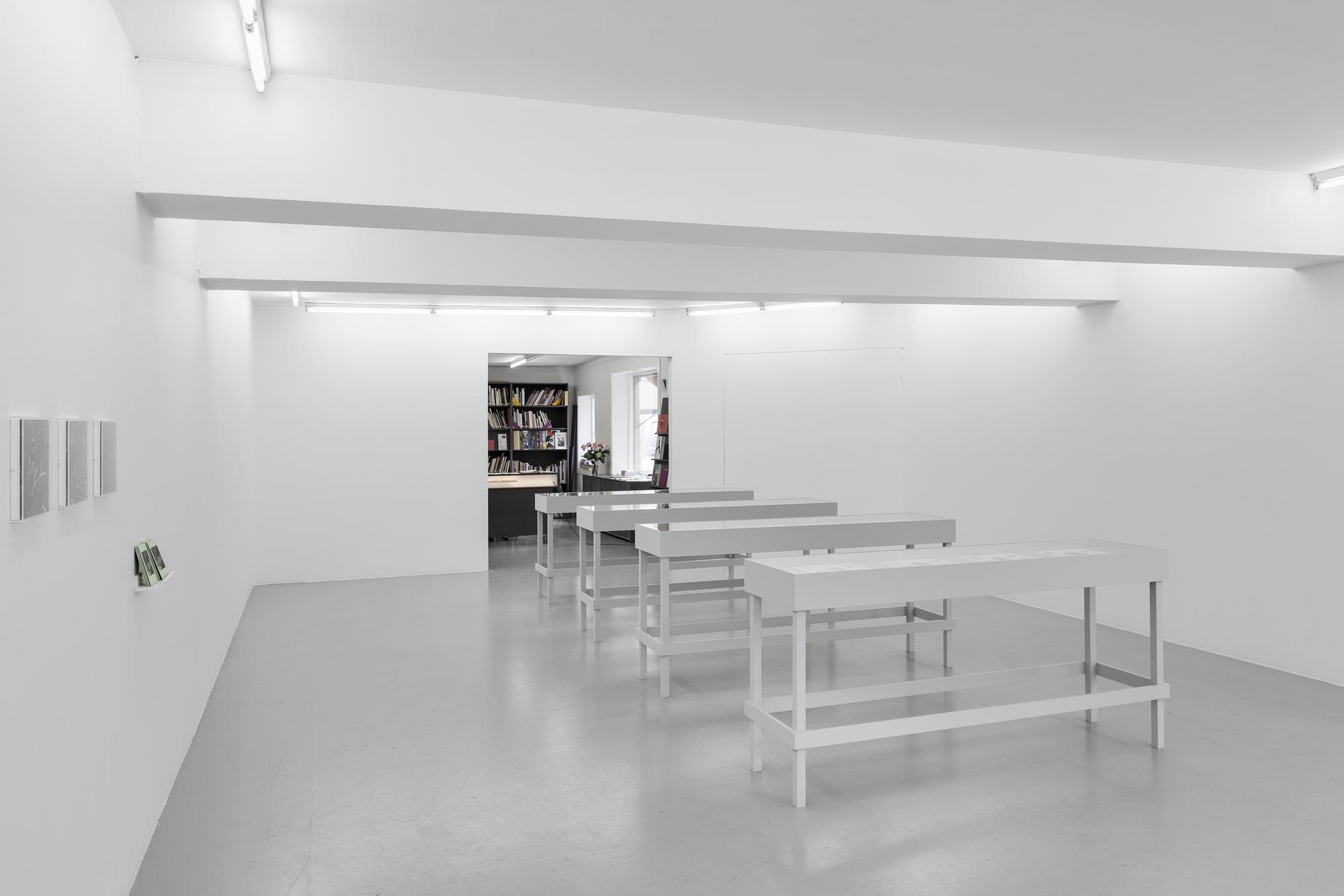 Installation of Album 31,  Fotogalleriet, Oslo , 20.03.2015 - 10.05.2015