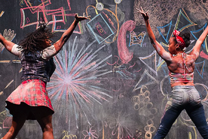 'BLACK GIRL: Linguistic Play' explores why Black lives matter