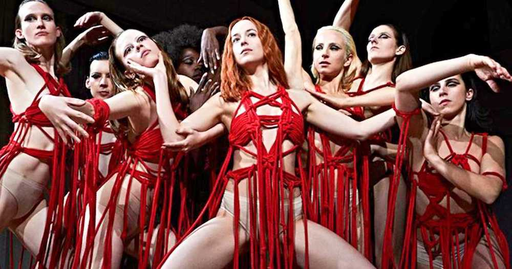 Guadagnino's Suspiria: Dark Dance for Dark Times