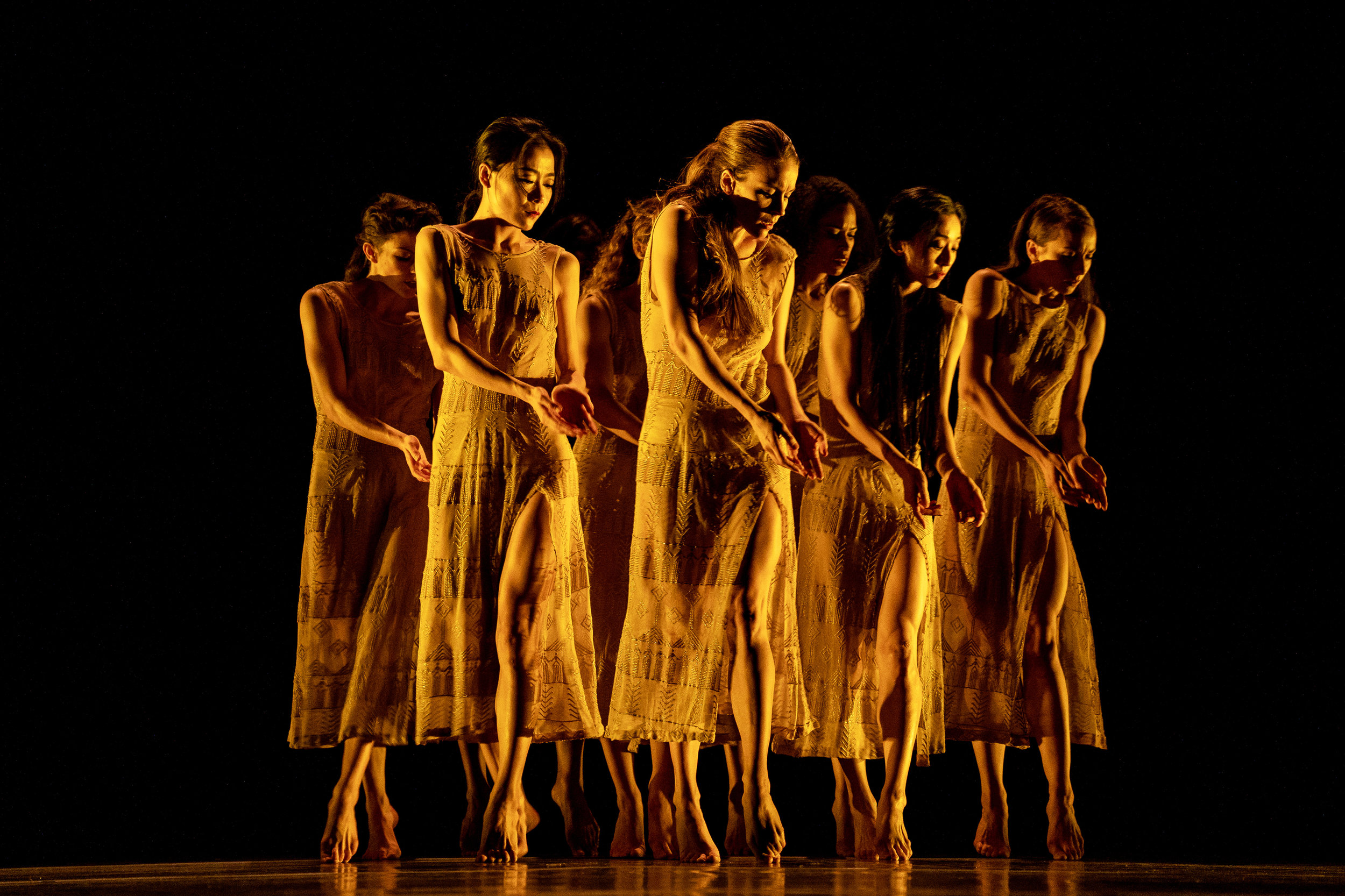 Amendments, New Waves, and Updates: The Martha Graham EVE Project