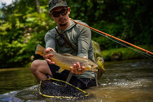 Gettin Butter 🥞@danielmassingale #flyshopco #flyfishing #troutcapital