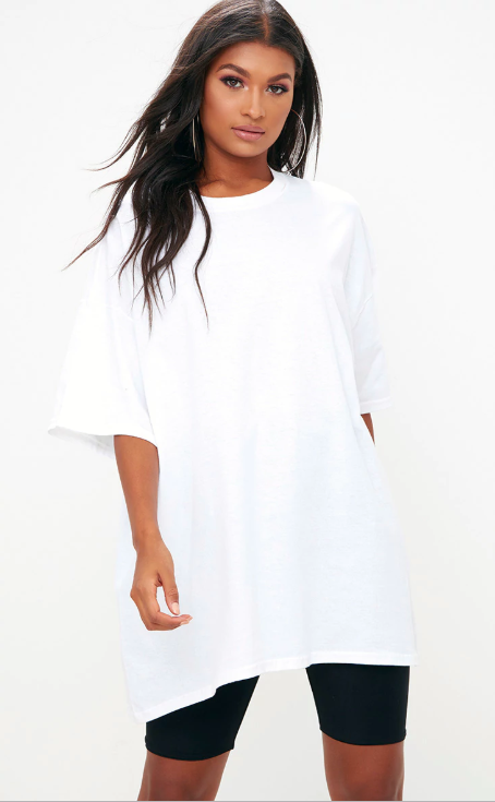SHOP THIS OVERSIZED TEE