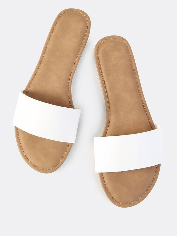 Faus Leather Slippers