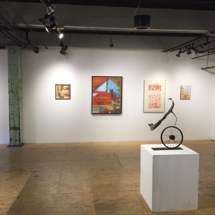 Fountain Street Gallery - The Paint Factory