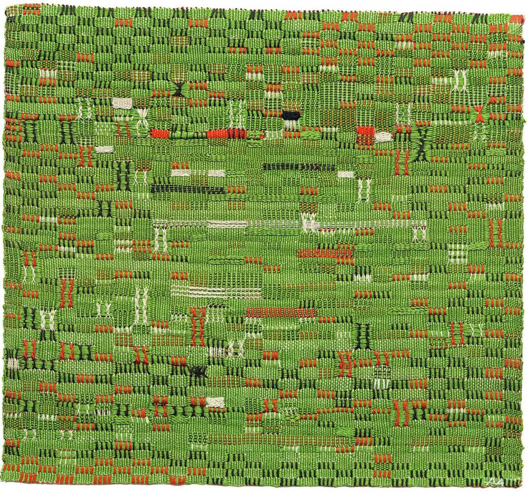 Anni Albers Pasture 1958