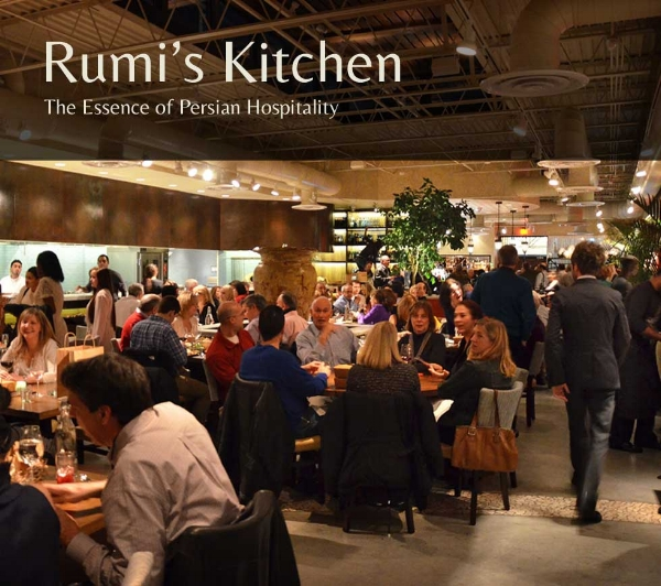 Rumi's Kitchen is dope.