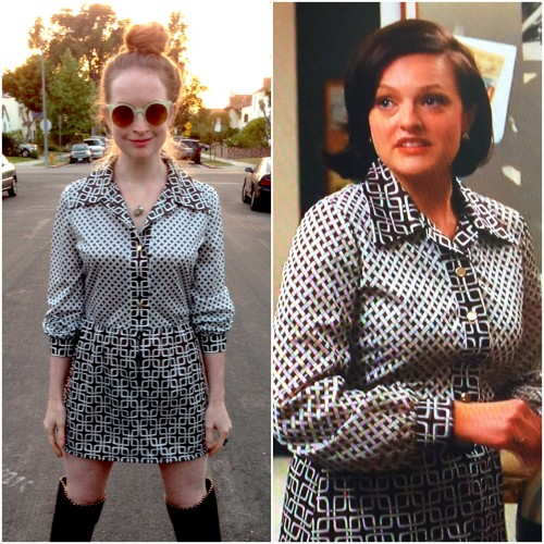 New Dress A Day - Mad Men - vintage 60s dress