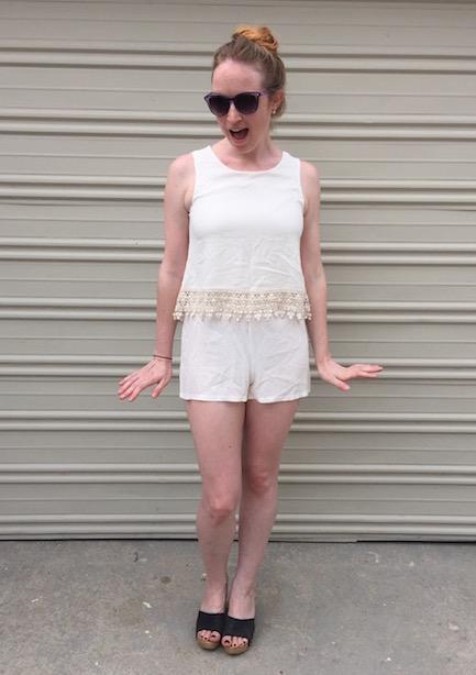 Romper - Dainty Hooligan - New Dress A Day