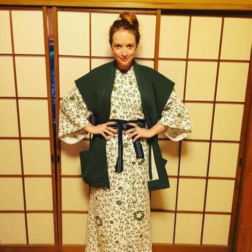 New Dress A Day - Japan - Kimono