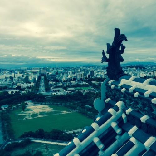 New Dress A Day - Japan - Himeji Castle