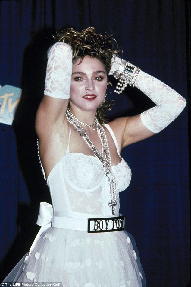 NDAD - Day 29 - 80s Madonna