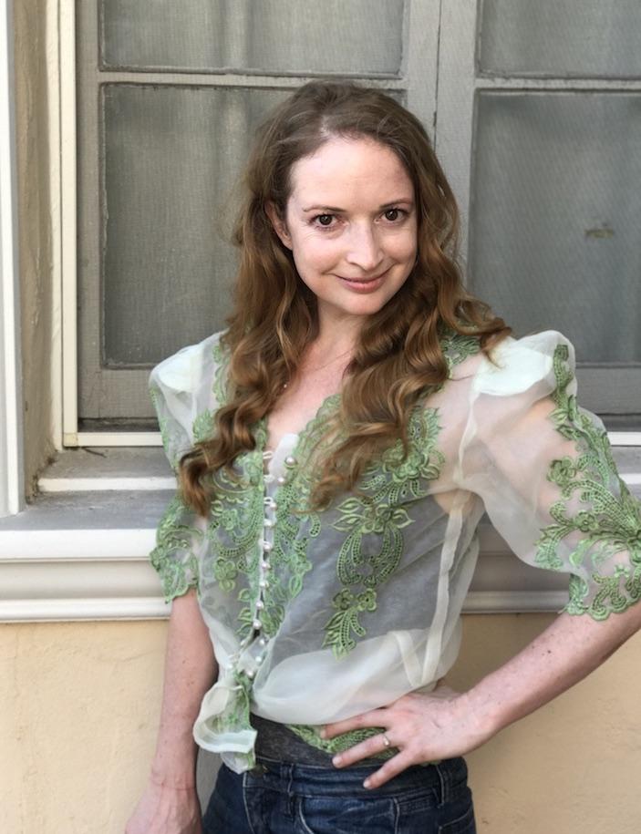 NDAD - Day 27 - Upcycled Wedding Dress 5
