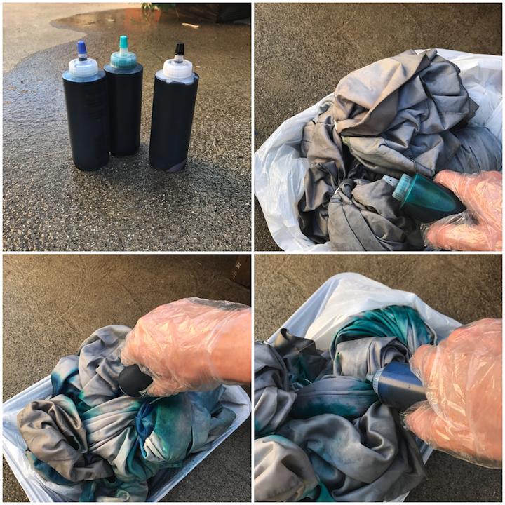 Day 17 - Dye Process
