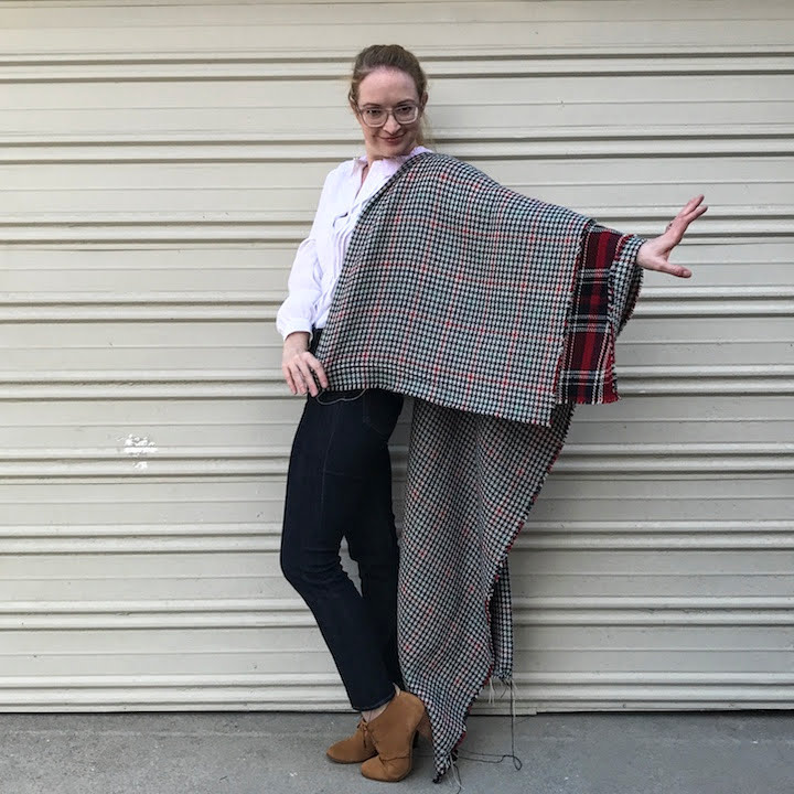 Plaid Fabric #3