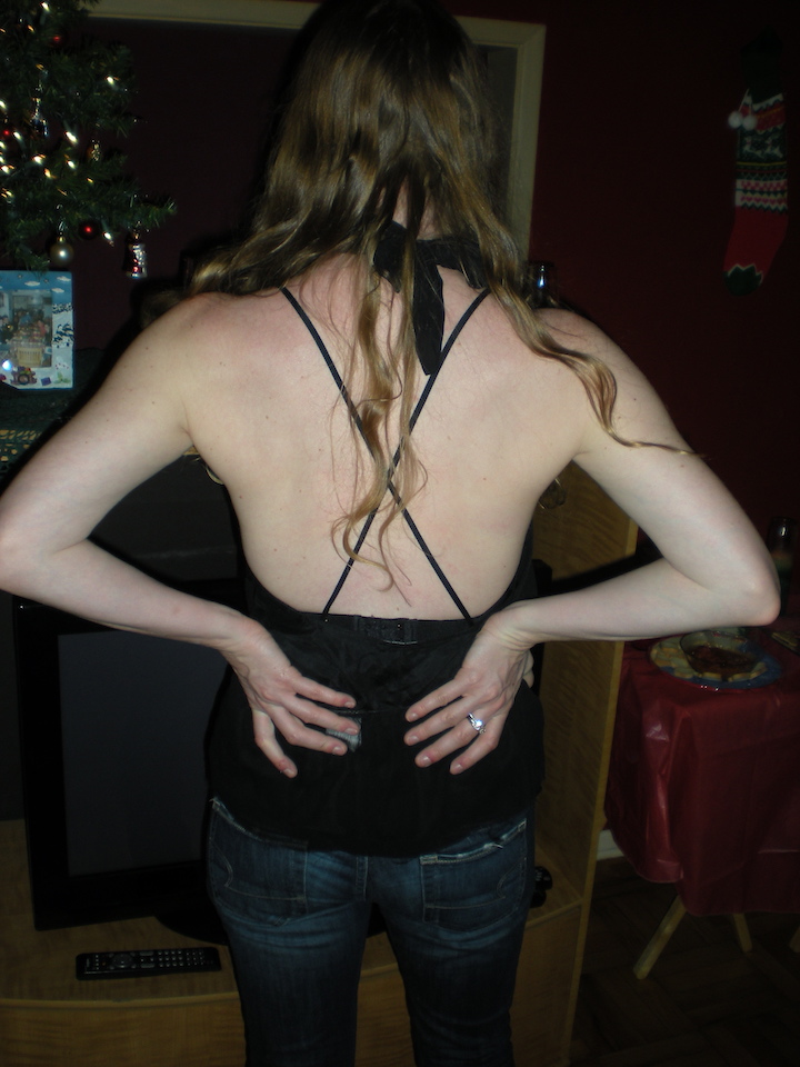 Day 22 - After (From the Back!)